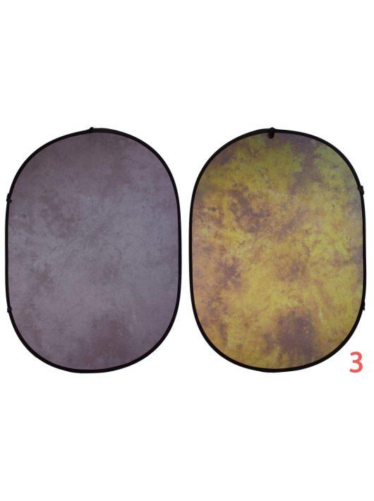 Mikrosat RE208 Összecsukható mintás háttér (150x200cm) Szín #3