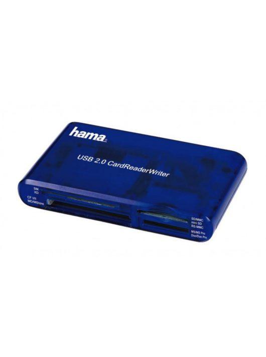 Hama KÁRTYAOLVASÓ USB 2.0 35in1 (55348)