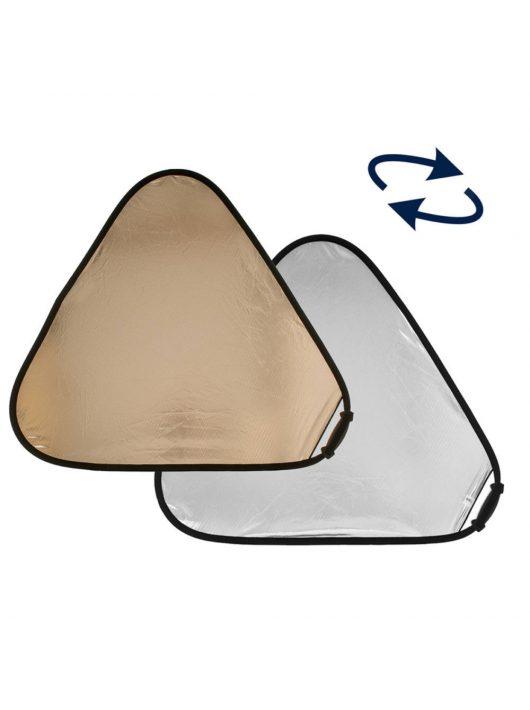 Lastolite Trigrip fényvissz. derítőlap 120cm sunlite/ezüst (LL LR3728)