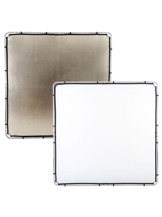 Lastolite Skylite rapid szövet L 2 x 2m sunfire/fehér (LL LR82206R)