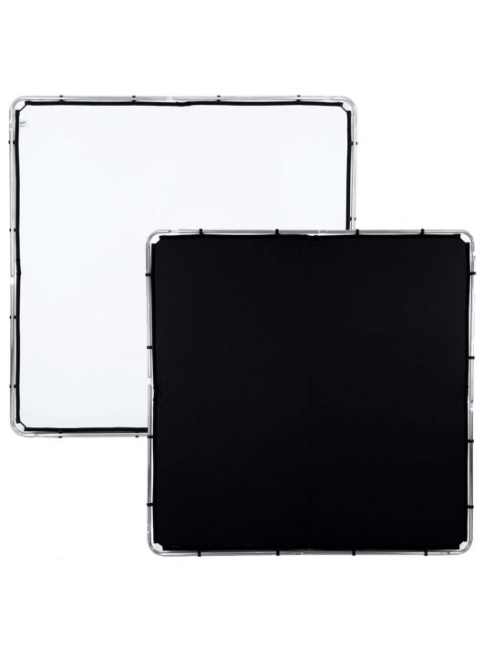 Lastolite Skylite rapid szövet L 2 x 2m fekete/fehér (LL LR82221R)