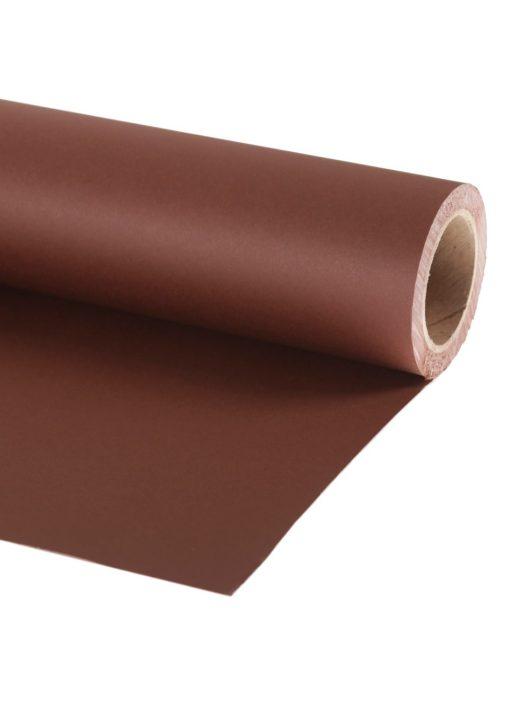 Lastolite papírháttér 2.72 x 11m conker (sötét barna) (LL LP9016)