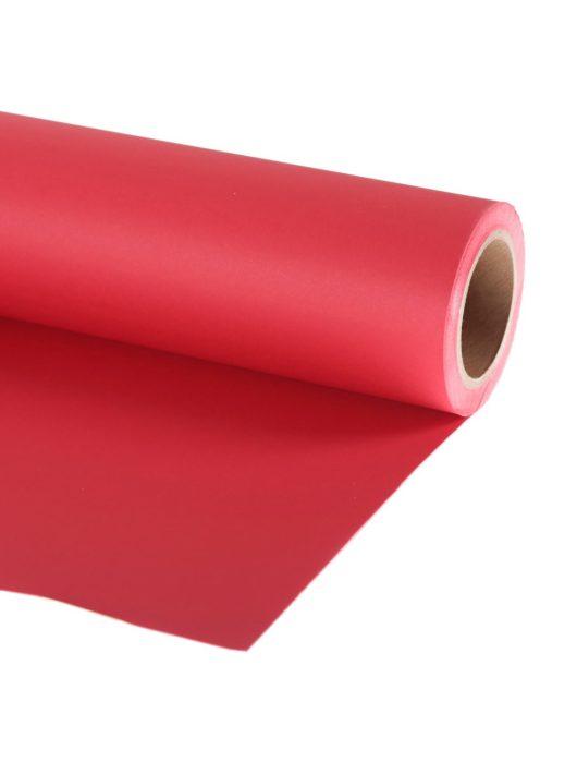 Lastolite papírháttér 2.75 x 11m red (piros) (LL LP9008)
