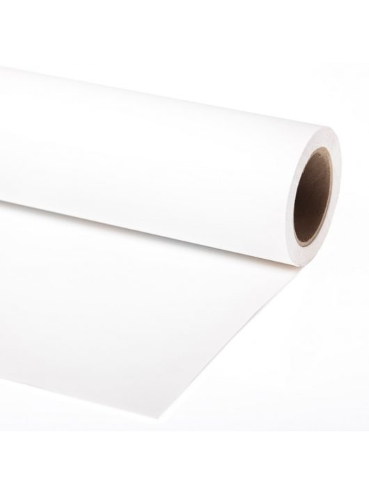 Lastolite papírháttér 1.37 x 11m super white (szuper fehér) (LL LP9101)