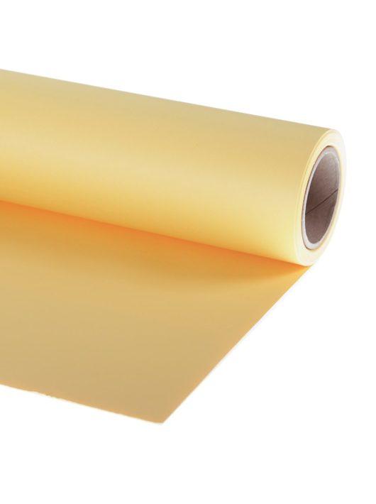 Lastolite papírháttér 2.72 x 11m corn (halvány narancs) (LL LP9004)