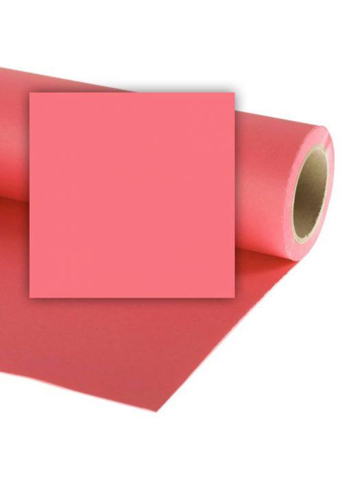 Colorama Mini 1,35 x 11 m CORAL CO546 papír háttér