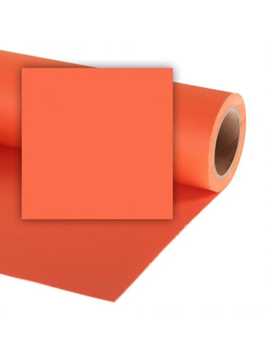 Colorama Mini 1,35 x 11 m Pumpkin CO547 papír háttér