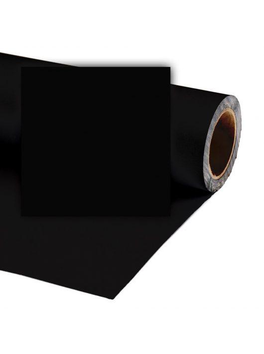 Colorama Car size 2,18 x 11 m Black CO968 papír háttér