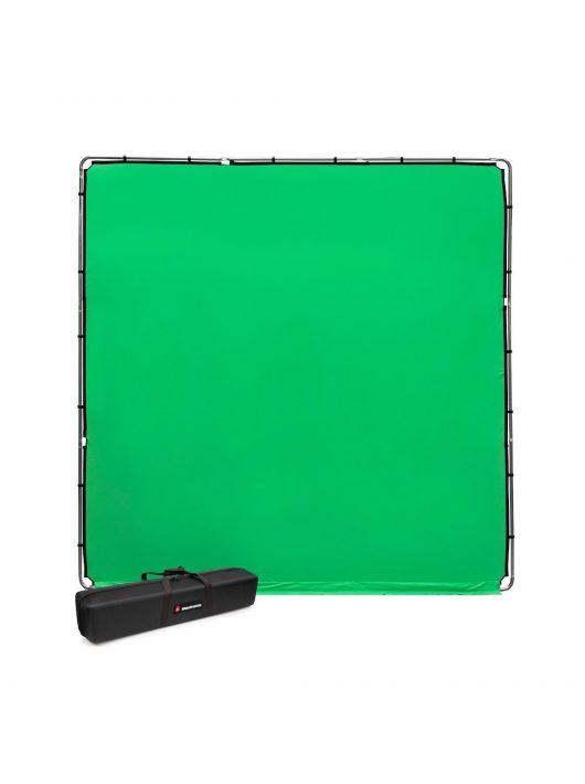 Lastolite StudioLink Chroma Key Zöld Screen Kit 3 x 3m (LL LR83350)