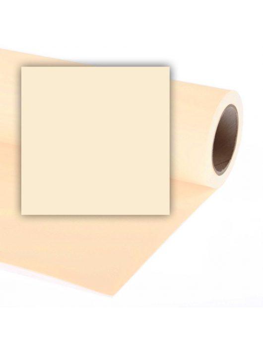 Colorama papír háttér 2.72 x 11m vanilla (vanília) (LL CO1101)