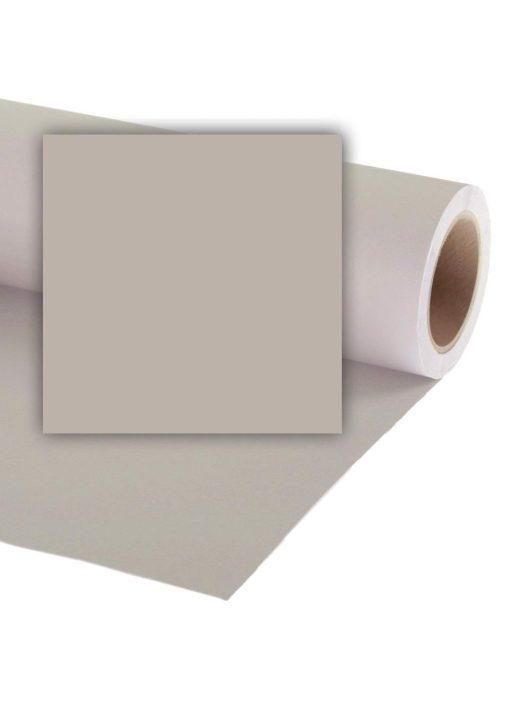 Colorama papír háttér 2.72 x 11m steel grey (acél szürke) (LL CO1103)