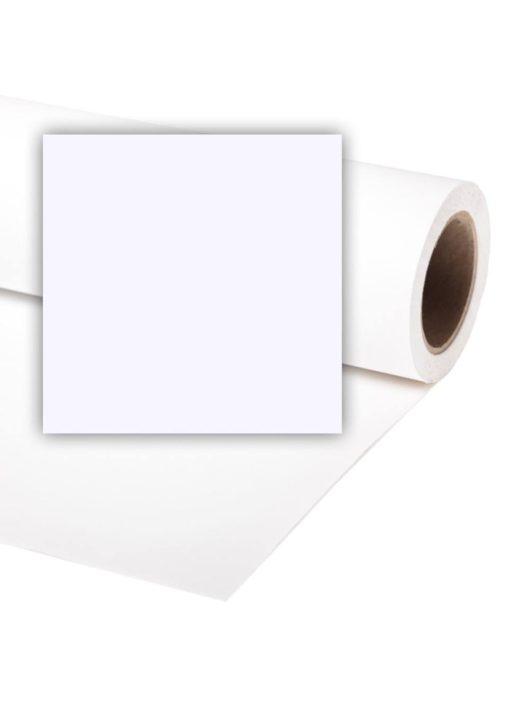 Colorama Mini 1,35 x 11 m Arctic White CO565 papír háttér