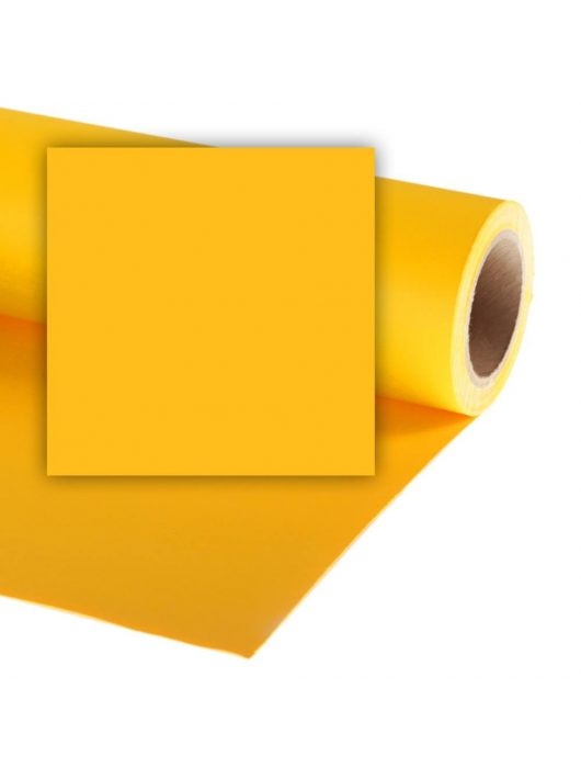 Colorama Mini 1,35 x 11 m Buttercup CO570 papír háttér