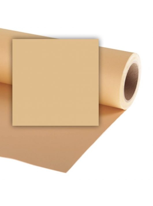 Colorama Mini 1,35 x 11 m Barley CO514 Hintergrundkarton