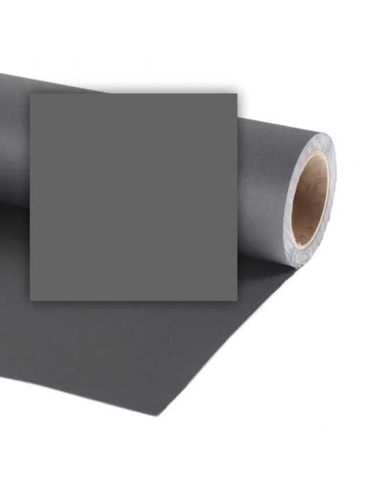 Colorama Mini 1,35 x 11 m Charcoal CO549 papír háttér
