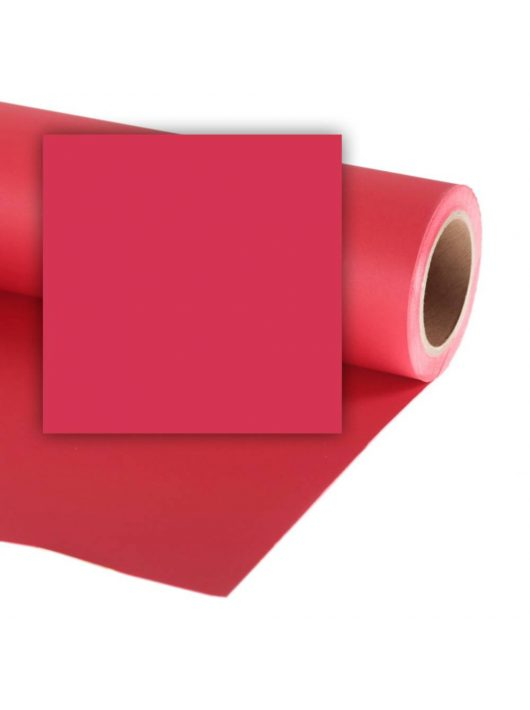 Colorama Mini 1,35 x 11 m Cherry CO504 papír háttér