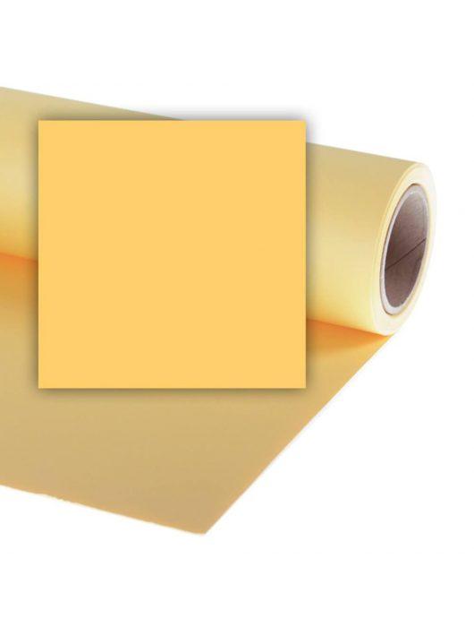 Colorama Mini 1,35 x 11 m Maize CO531 papír háttér