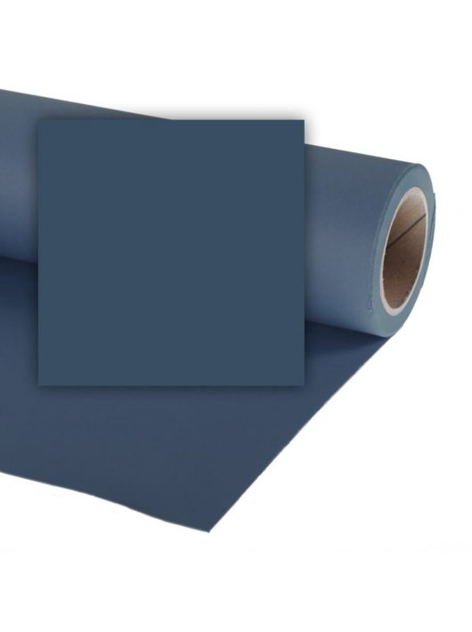 COLORAMA 2.72 X 11M OXFORD BLUE CO179 papír háttér