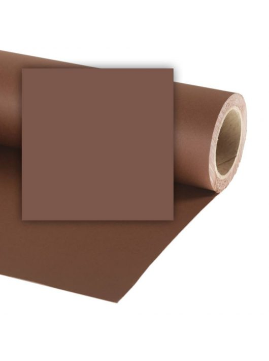 COLORAMA 2.72 X 11M PEAT BROWN CO180 papír háttér