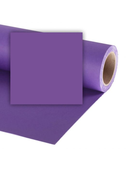 Colorama Mini 1,35 x 11 m Royal Purple CO592 papír háttér