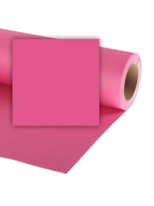 COLORAMA 2.72 X 11M ROSE PINK CO184 papír háttér