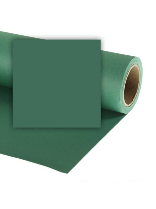COLORAMA 2.72 X 11M SPRUCE GREEN CO137 papír háttér