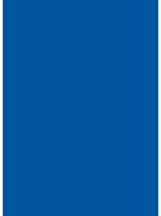 Colorama Colormatt 100 x 130 cm Royal Blue PVC háttér (CO6400)