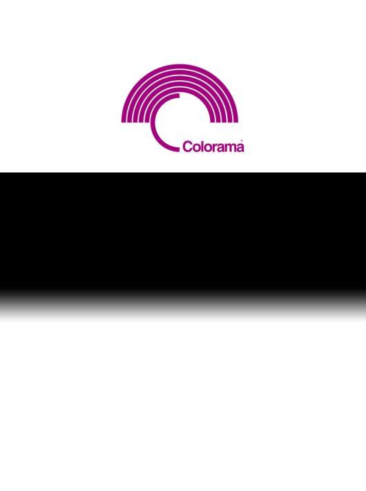 Colorama Colorgrad 110 x 170 cm White/Black PVC háttér (LLCOGRAD301)