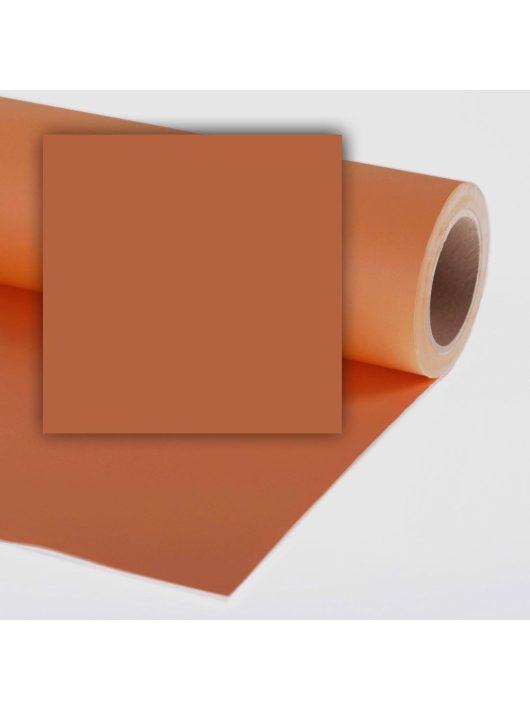Colorama papír háttér 1.35 x 11m ginger (gyömbér) (LL CO507)