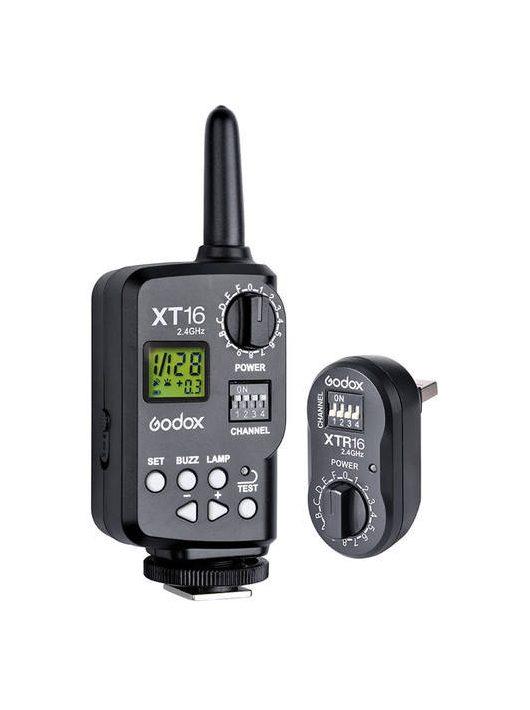 Godox XT-16-os rádiós kioldó