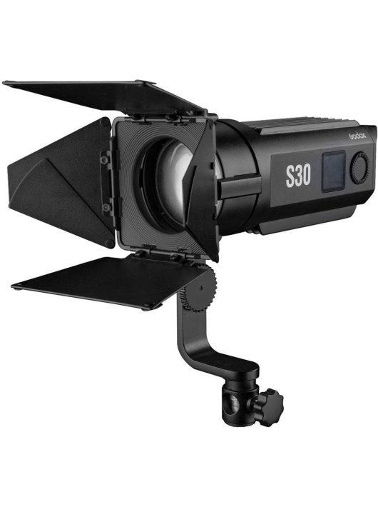 Godox S30 Fókuszálható LED Lámpa