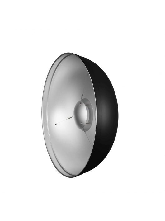 Godox Pro Beauty Dish 55cm - Ezüst belső (BDR-S55)