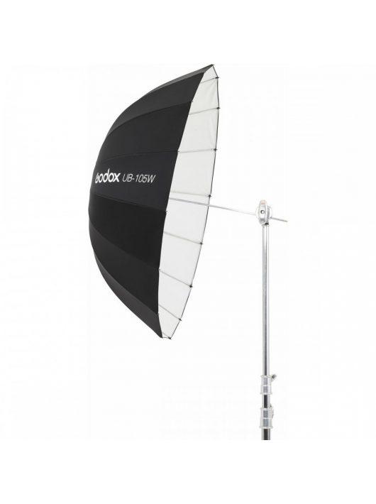 "Godox ""Deep"" fehér reflex ernyő UB-105W (105 cm)"