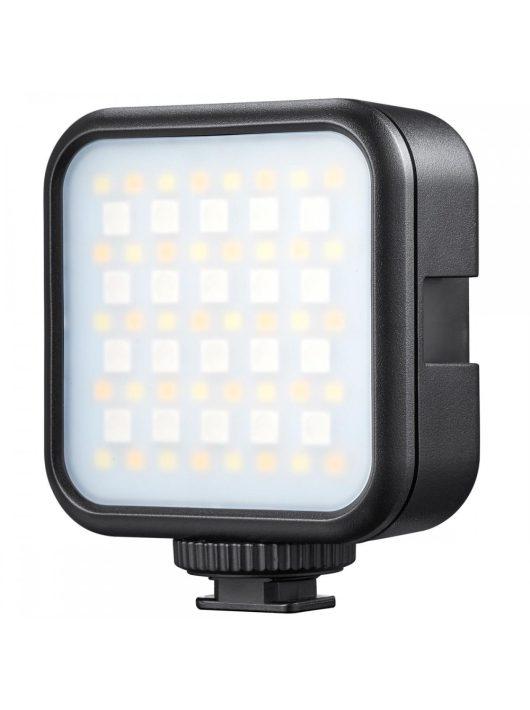 Godox LED6R RGB LED Lámpa 6W (RGB / 3200K~6500K) - több összekapcsolható