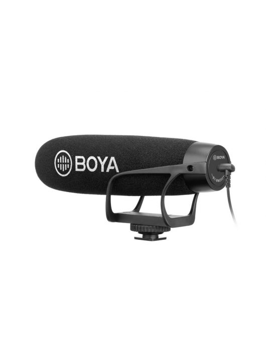 Boya BY-BM2021 Kompakt Puskamikrofon