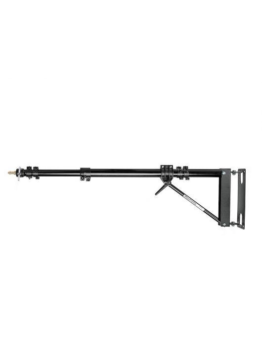 Manfrotto Falra szerelhető rövid boom (állvány nélkül) fekete 0,7-1,2m (098SHB)