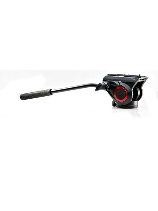 Manfrotto MVH500AH ultrakönnyű fluid video fej flat base (5kg-ig)
