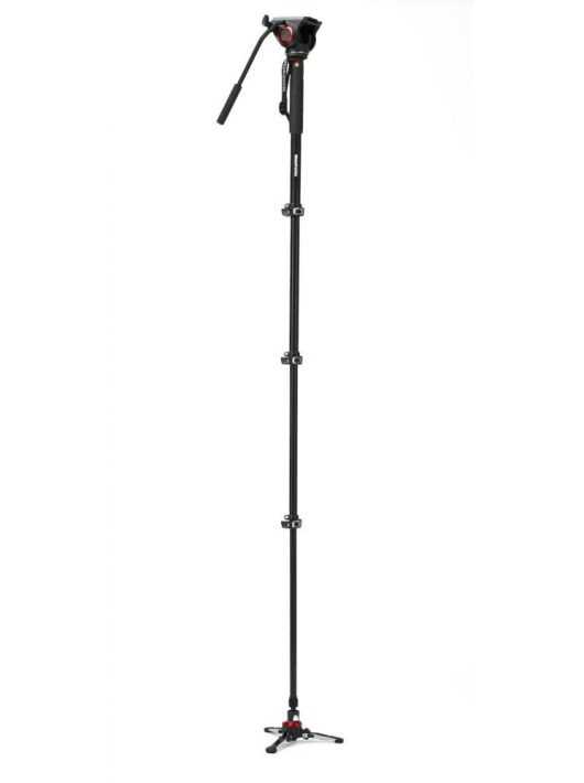 Manfrotto MVMXPRO500 Video Monopod videó fejjel