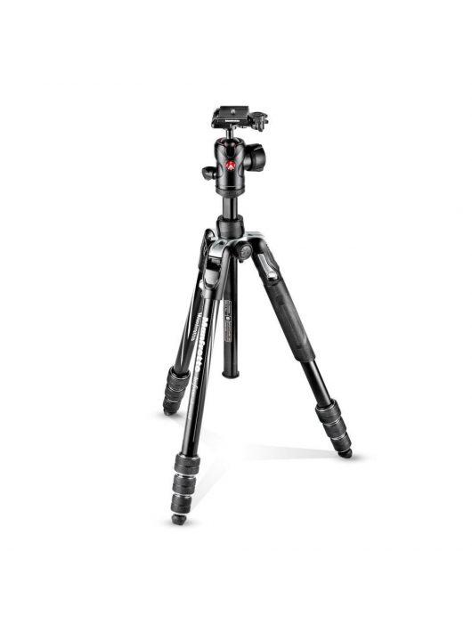 Manfrotto Befree Advance Tripod Szett - Fényképezőgép Állvány Gömbfejjel (MKBFRTA4BK-BH)