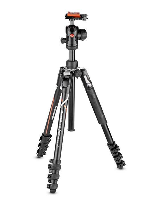 Manfrotto Befree Advanced csatos lábzár +gömbfej Sony Alpha kamerákhoz (MKBFRLA-BH) (MKBFRLA-BH)