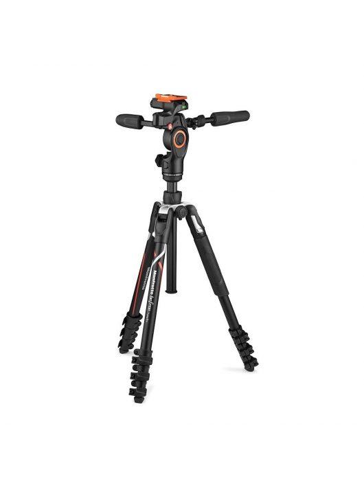 Manfrotto Befree 3D Live Advanced állvány Sony Alpha kamerákhoz (MKBFRLA-3W)